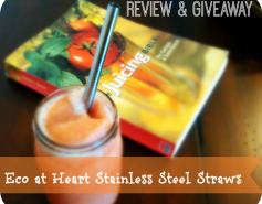 Eco at Heart Straw