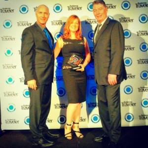 Event Planner Business Traveler of the Year