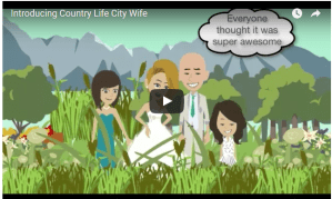 Coming Soon to a Screen Near You…Country Life City Wife