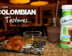 Diabetic Friendly Colombian Tostones
