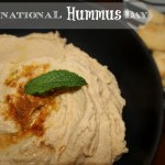 It's International Hummus Day!