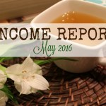 Blog Income Report  – May 2016