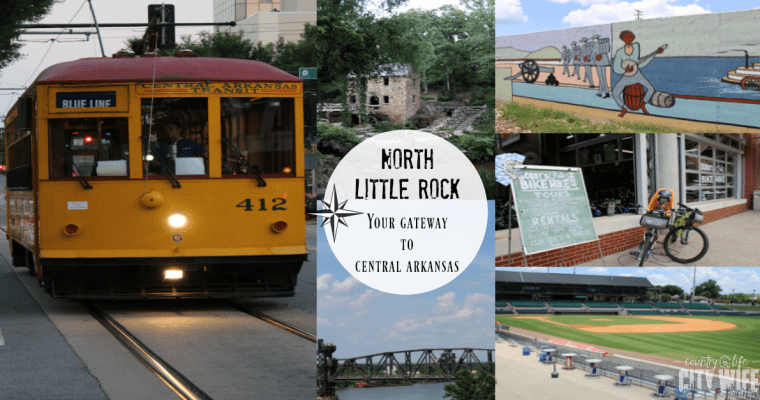 North Little Rock – Your Gateway to Central Arkansas