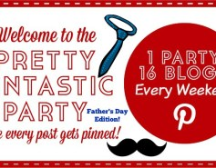 father's day pretty pintastic party