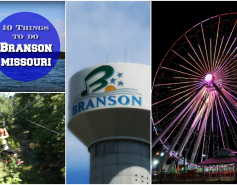 10 Things to do in Branson