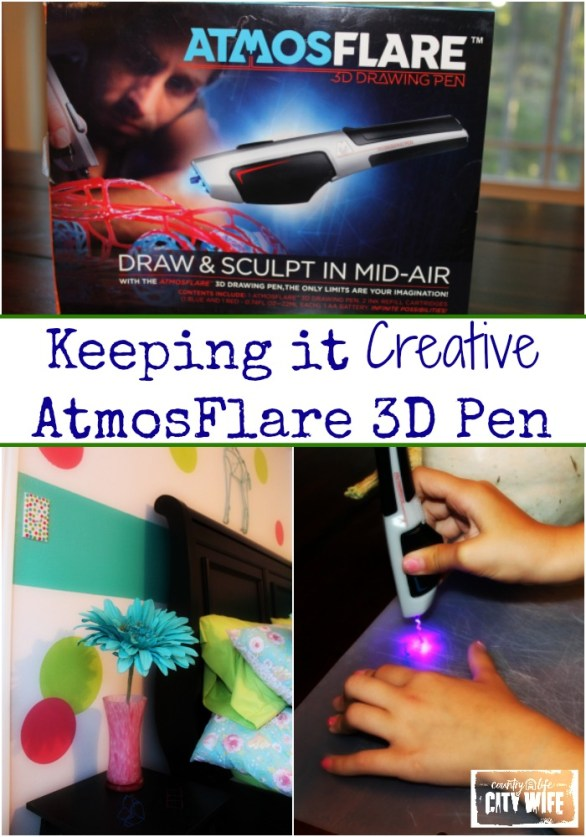 AtmosFlare 3D Pen