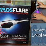 The AtmosFlare 3D Pen – Keeping it Creative