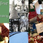 Christmas Tree Tour 2016 & Everly Design Necklace Giveaway