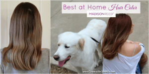 Best at Home Hair Color – Madison Reed