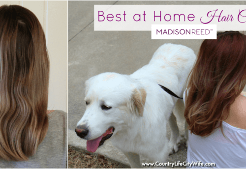 Best at home Hair Color Madison Reed