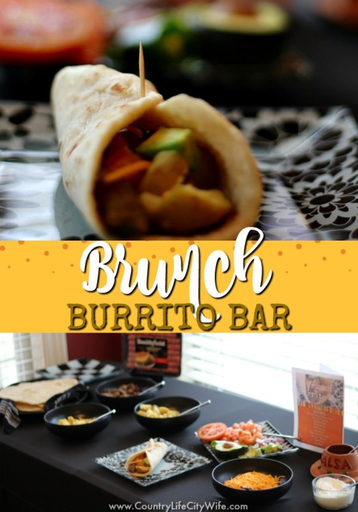 Build Brunch Burrito Bar