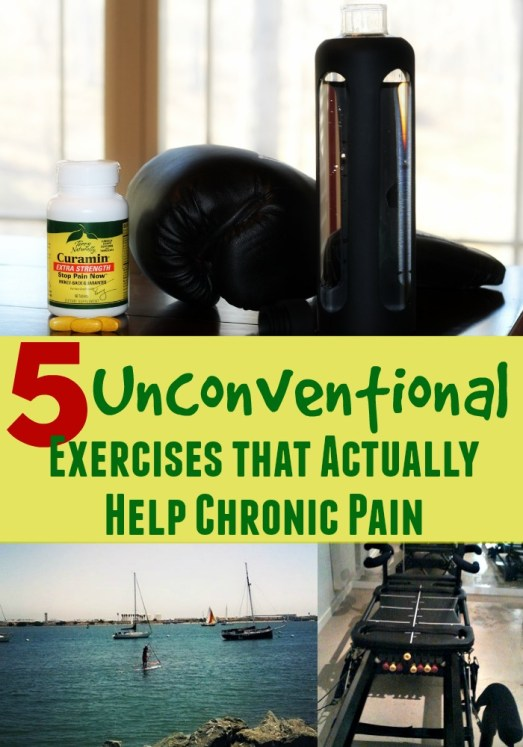 5 Unconventional Exercises
