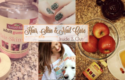 Hair, Skin & Nail Care – Inside & Out