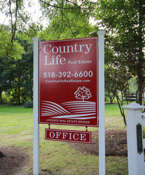 Columbia County Real Estate Office Country Life in Spencertown, NY