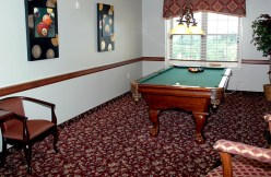 Game Room at Country Meadows of Frederick