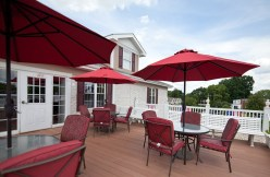 Outdoor Space at Country Meadows of Mechanicsburg