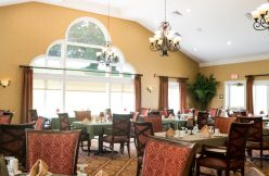 Country Meadows of York-South Dining Room