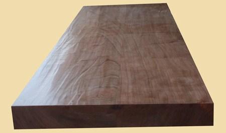 Hand Scraped Extra Thick Stair Treads | Hand Scraped Stair Treads | Tread Width | Brazilian Cherry | Stair Parts | Hardwood Floors | Laminate Flooring