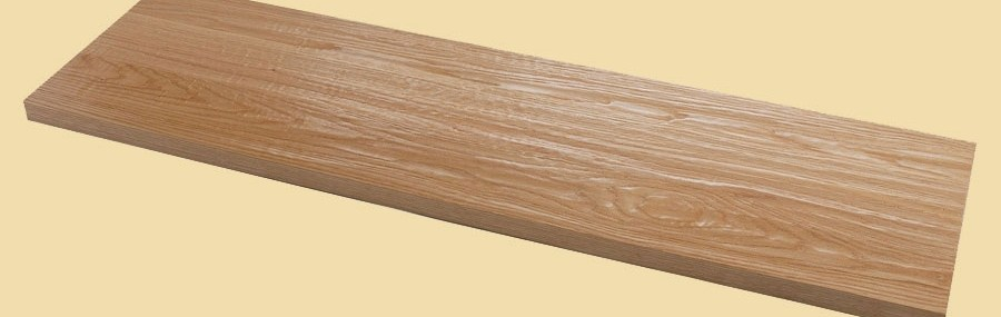Red Oak Hand Scraped Full Thickness Stair Tread Prefinished   Pre Stained Stair Treads   Stain Wood   Luxury   Natural Wood   Step   Gray Wood