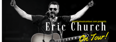 Get Eric Church Tickets from Country Music On Tour!