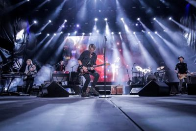 Keith Urban on Country Music News Blog