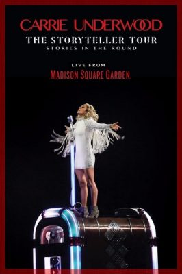 Carrie Underwood Live DVD on Country Music News Blog