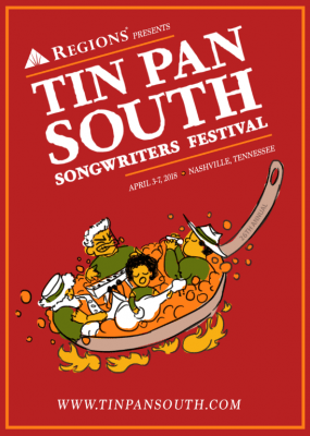 Tin Pan South 2018 Details