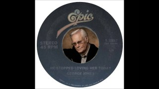 George Jones – He Stopped Loving Her Today Thumbnail