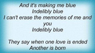 Reba Mcentire – Indelibly Blue Thumbnail