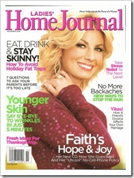 Faith Hill mag