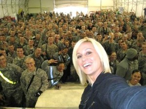Kellie Pickler home from second USO tour