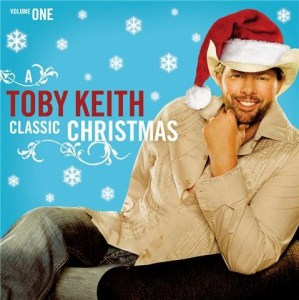 Remider: Enter to win Toby's Christmas CD