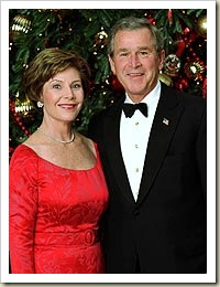 george-and-laura-bush