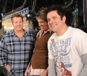 Rascal Flats on DWTS Tuesday night; last year for Julianne