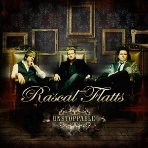 "Catch Rascal Flatts all over television promoting new CD ""Unstoppable"""