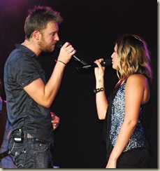 Lady Antebellum Friday 168