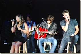 Lady Antebellum Friday 204