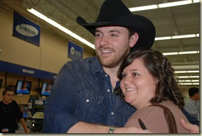 Chris Young Walmart 318