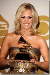 Grammy Carrie 1