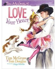 Tim McGraw to release second children's book