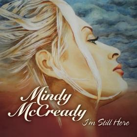 "Mindy McCready has a new CD, ""I'm Still Here"""