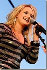 Look who Miranda Lambert has for her opening acts