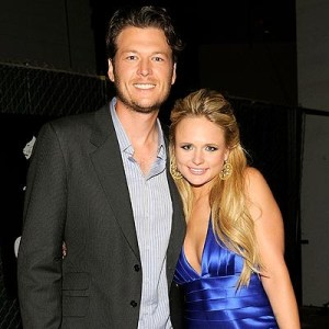 Are Blake and Miranda married?