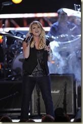 performs onstage during Brooks & Dunn's The Last Rodeo Show at MGM Grand Garden Arena on April 19, 2010 in Las Vegas, Nevada.