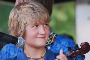 Adam Larkey and Blue Mother Tupelo perform at Unicoi, Tenn., Freedom Fest