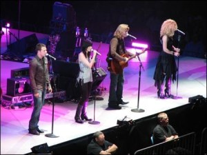 Little Big Town raises $55,000 for T.J. Martell Foundation
