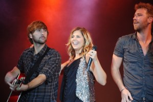 Lady Antebellum will kick off Need You Now 2010 Tour on Sept. 20