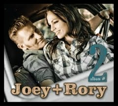 """Joey + Rory """"Album No. 2"""" release date Sept. 14 – your chance to win a copy starts right now"""