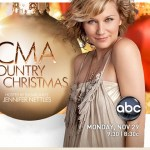 Jennifer Nettles hosts CMA Country Christmas, 9:30 p.m., Monday, Nov. 29, ABC