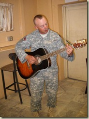 Guitars for troops 3